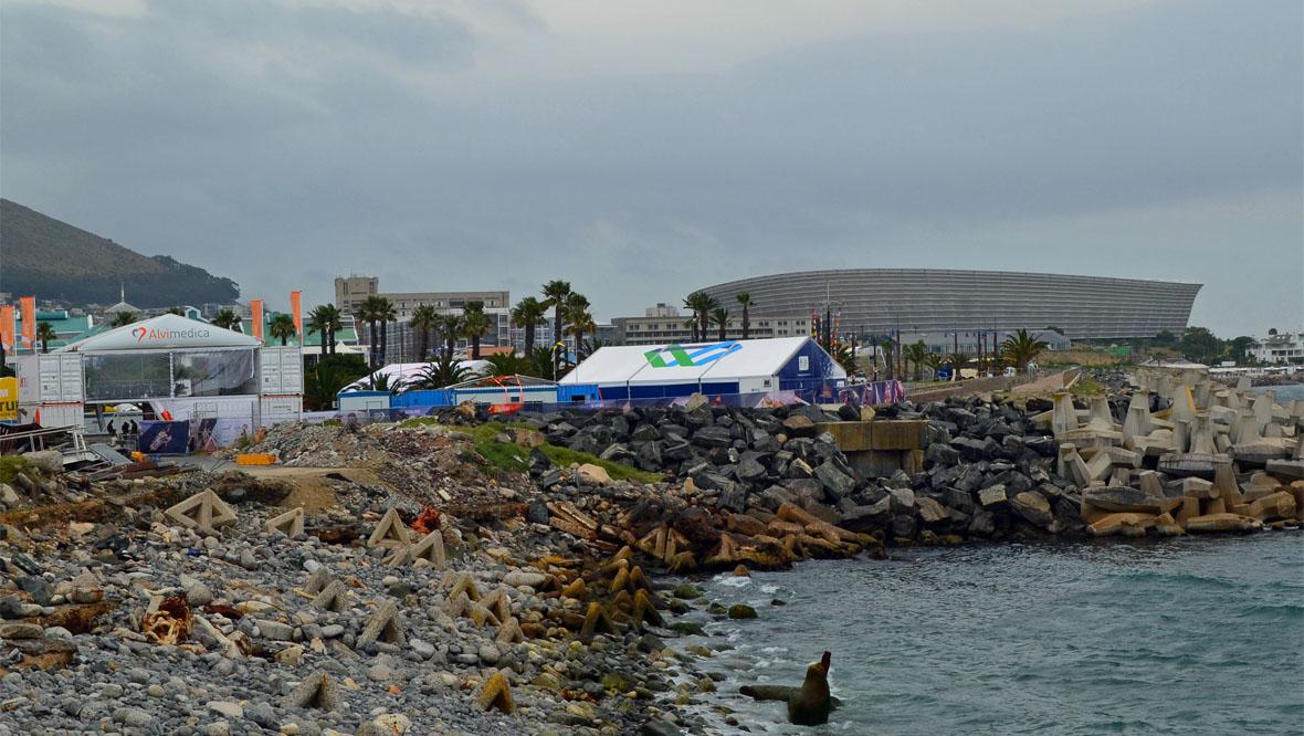 Alvimedica Paviljoen Volvo Ocean Race 2014-2015