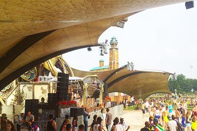 Festivaltent Tentech