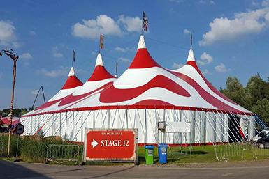 Tent Overkapping Tentech