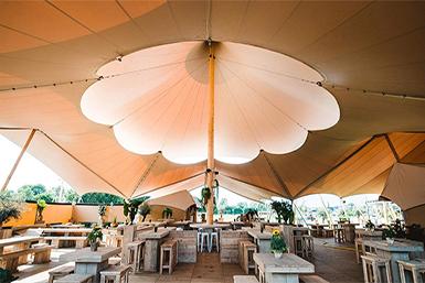 Zeil Voor Overkapping Tent