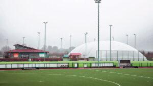 Blaashal Overkapping Sportpark
