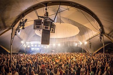 Tent Sales Events